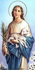 St Agnes, Patron of Ibex Hill